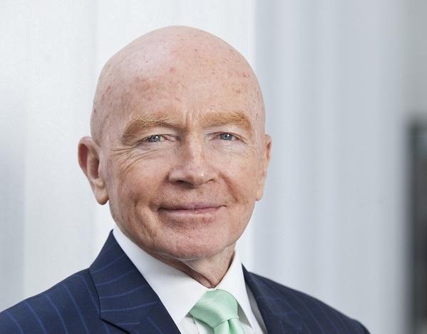 Cash – Dr. Mark Moebius