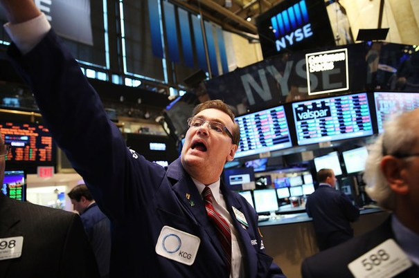 Markets React To Fed Ruling On Interest Rates