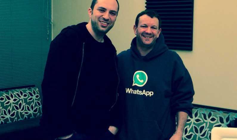 5_23_Brian Acton (dreapta) co-fondator WhatsApp