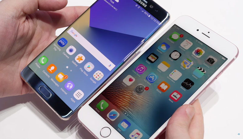 samsung-note-7-vs-iphone-6s