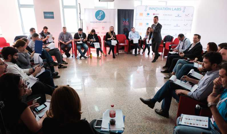 Innovation Labs2019 – Hackathon Bucuresti (2)