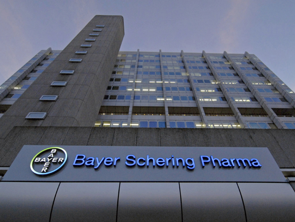 FILES-GERMANY-CHEMICALS-BAYER-SCHERING
