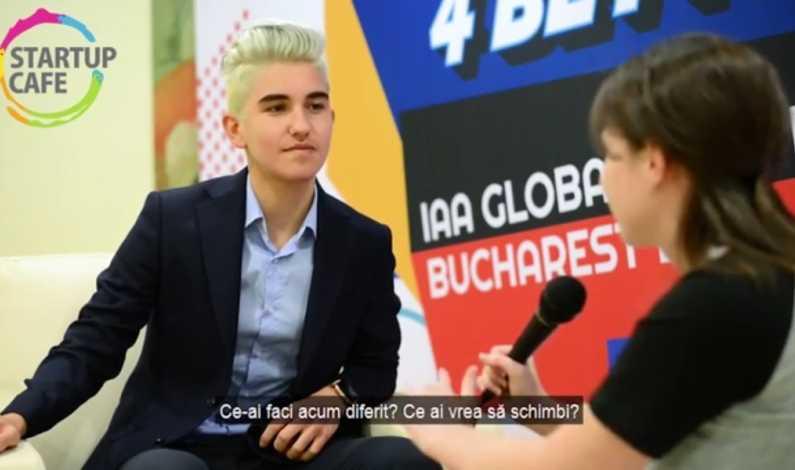 Sebastian Dobrincu, interviu Startupcafe