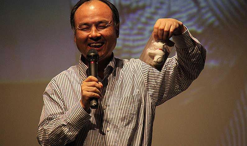 Masayoshi Son, CEO SoftBank_0