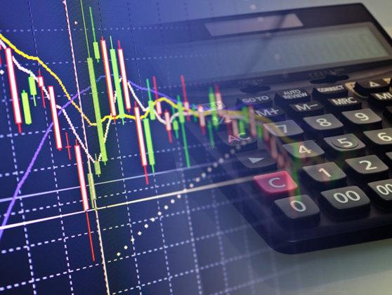 Grafic financiar