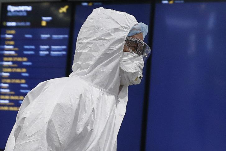 Russia take precautions for coronavirus